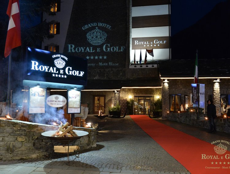 Royal e Golf Courmayeur